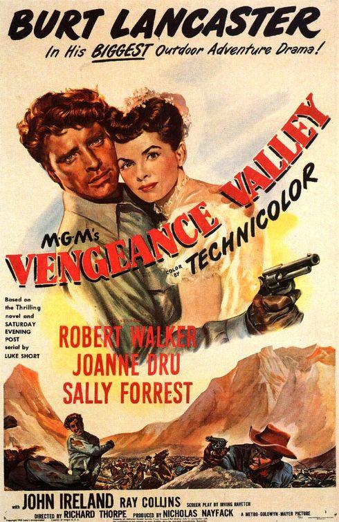 Vengeance Valley - Poster 1