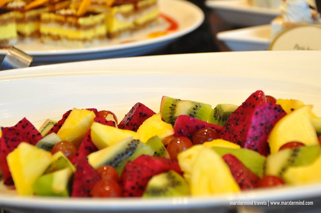Assortment of Fruits Cafe Eight