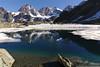 Lake Scissors and Mt. Bernina