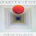 "TANGERINE DREAM FORCE MAJEURE USA 12"" LP VINYL"