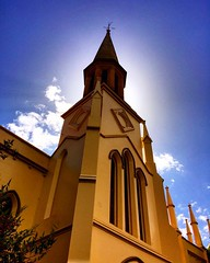 Looking up in Launceston :) #upsticksandgo #travel #tassie #discovertasmania #launceston #church #instagram #instagood #instatassie #instatassie #exploring #michfrost #lookingup