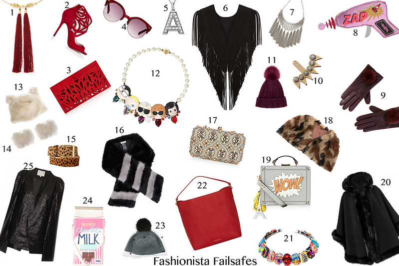 Best Fashion Gifts for Christmas 2015, For Her, Gift Ideas