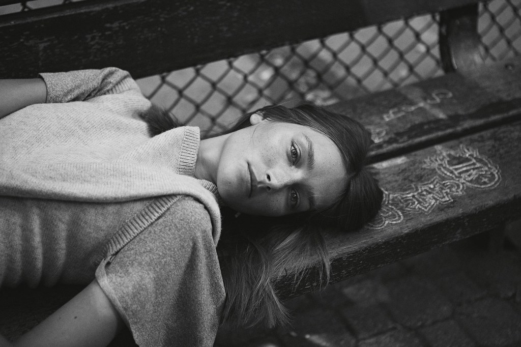 Жозефин Ле Тутур — Фотосессия для «FFW» 2015 – 13