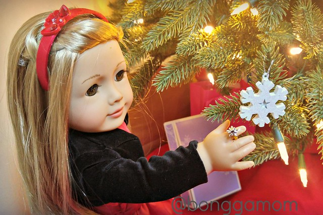 Holiday Accessories for Dolls (shrug)