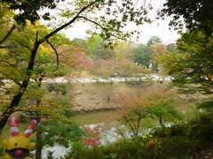 Chingling in Ueda, Nagano 24 (Ueda castle remains)