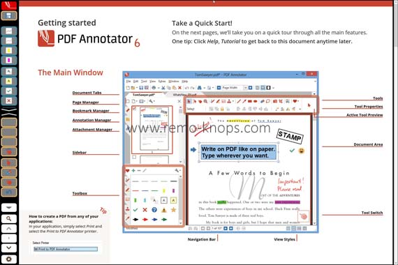 20 Free Tools to Annotate PDF Documents