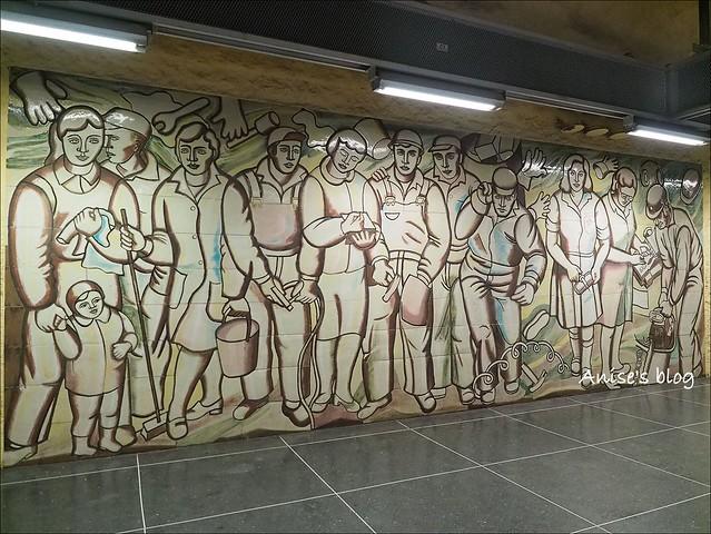 斯德哥爾摩藝術地鐵030