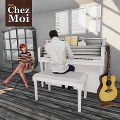 Gacha Lyric Deluxe CHEZ MOI
