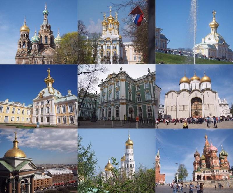 rusia trip