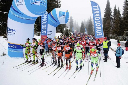 ČT Šumavský Skimaraton 2017: Změřte síly snejlepšími!