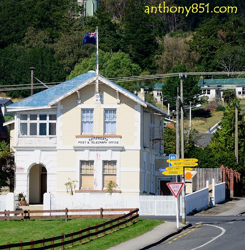 Kaitangata Post and Telegraph Office.