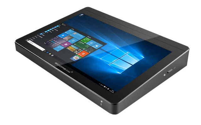 MiniPC avec écran tactile