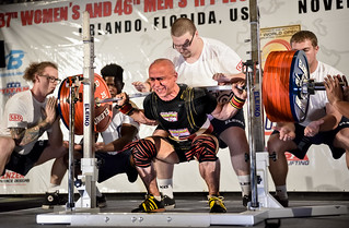 Powerlifting - Squat