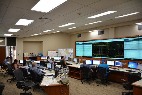Electricity Infrastructure Operations Center Training