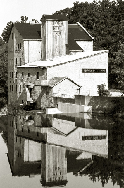 Reflected Mill