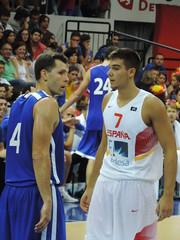 Seleccion Española Baloncesto- República Checa (Zaragoza)