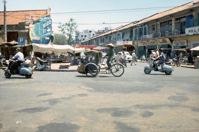 SAIGON 1968-70 - Giao lộ Hàm Nghi-Pasteur - Charles F. Rauch, Jr. Collection