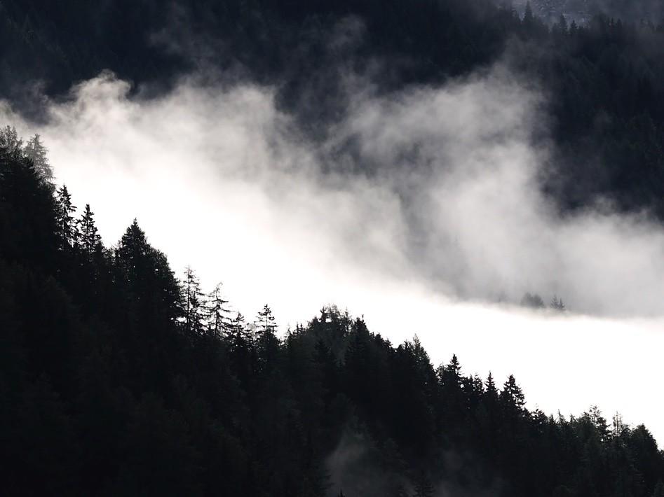 There, where clouds are born / Gdzie rodzą się chmury