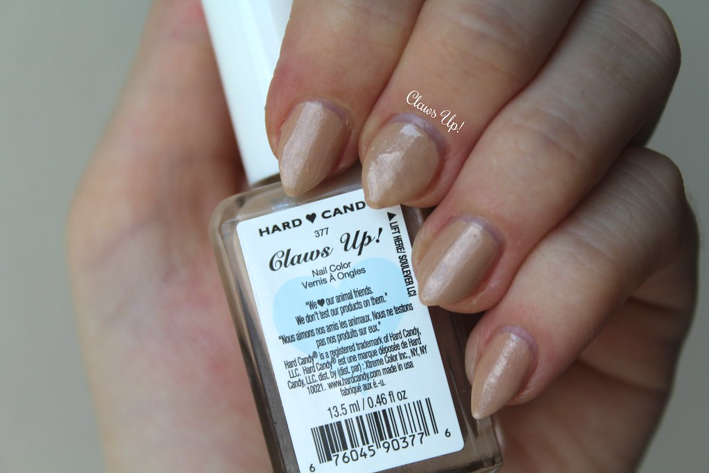 Hard Candy Claws Up! swatch