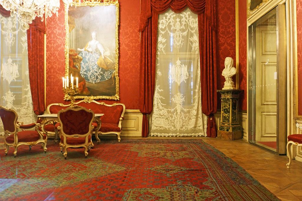 Austria-00737 - Salon of Franz Karl