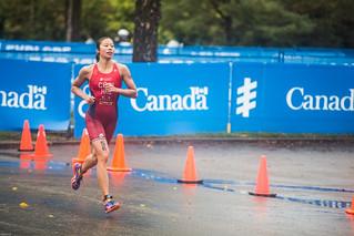 World Triathlon Series Tour 2015 - Edmonton