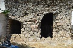 Καλύτερη η εικόνα του κάστρου της Ψίνθου εξωτερικά, τον Αύγουστο 2015