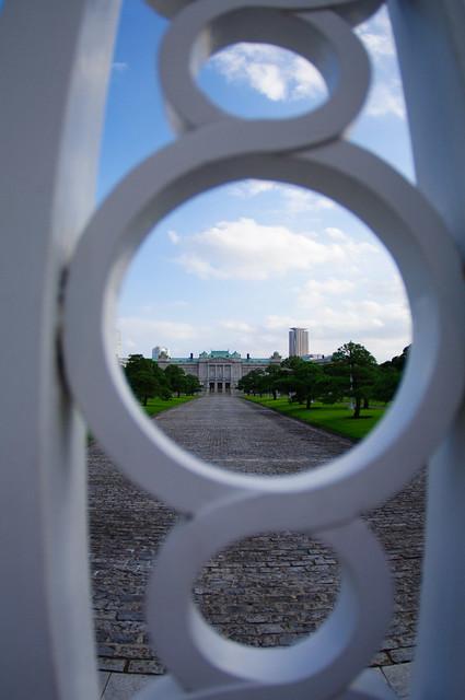 迎賓館赤坂離宮 : 参観2015