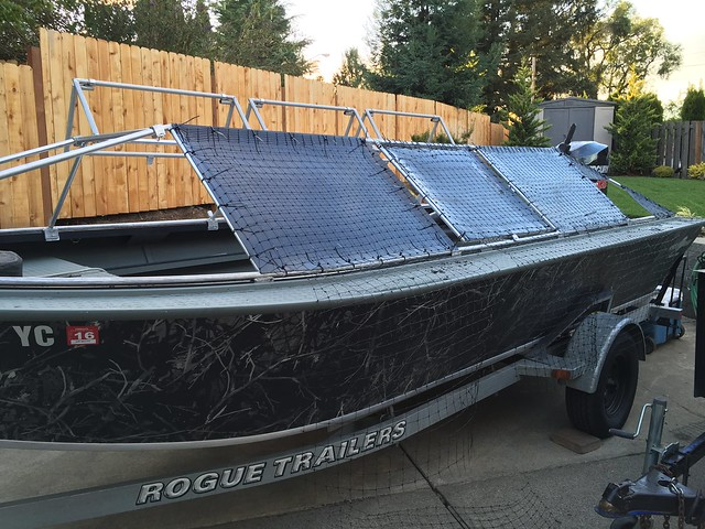 20 Big River Pnw Duck Boat Project Chasin Limits