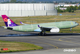 Hawaiian A330-243 msn 1672
