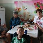 Familia mongola, literalmente