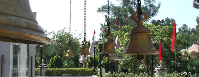 A peaceful place of Purushottam Shri Ramchandra Ji bhakt is called  भगवत धाम (Bhagwat Dham) near Array metro station. Initially Bhagwat Dham found a Shri Gauri Shankar Mandir and Shivling along with Tyagmurti Goswami Ganesh Dutt Dwary (द्वार).
