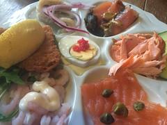 Fish Platter - Kro Bar, Manchester