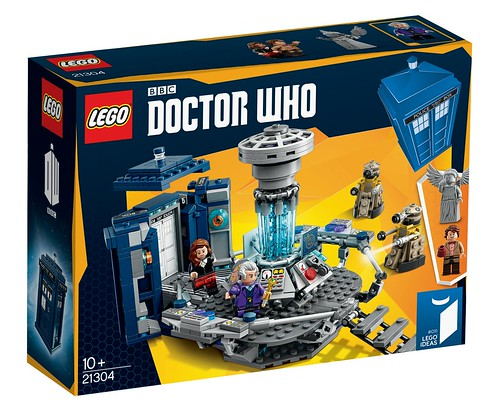 LEGO 21304 Doctor Who 2