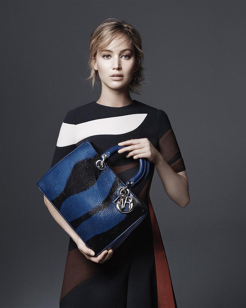 Дженнифер Лоуренс — Фотосессия для «Be Dior» 2015 – 5