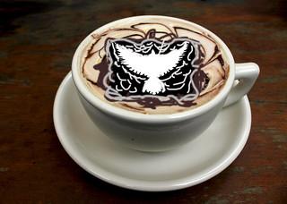 Coffee Dove