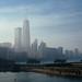 Misty Skyline by mollyporter