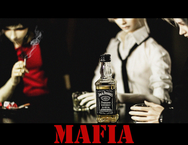 Mafia meeting