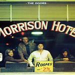 "DOORS MORRISON HOTEL HARD ROCK CAFE GATEFOLD 12"" LP VINYL"