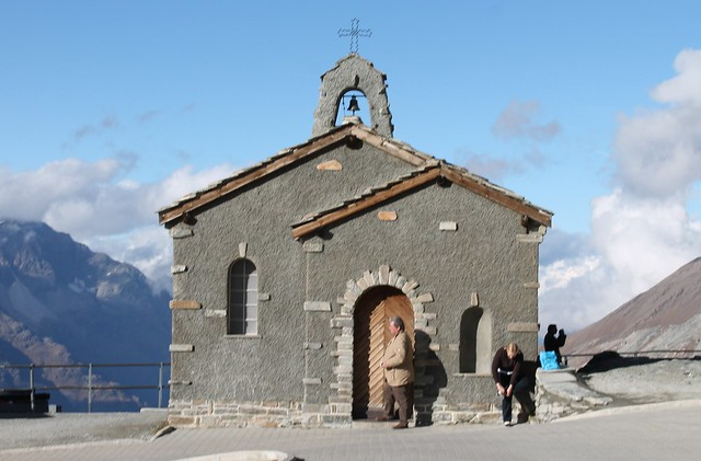 Chapel gornergrat