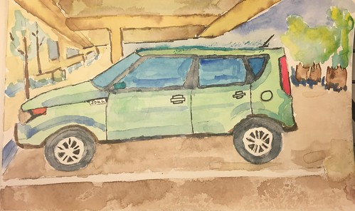 Our (sorta) new 2015 Kia Soul... and working through my weird thing about painting cars...