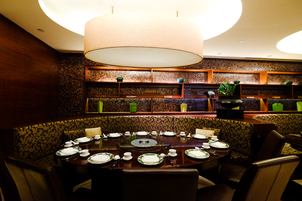 Grand Mercure Roxy Singapore's Jia Wei Chinese Restaurant Interior