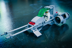 Neo-Classic Space Speeder