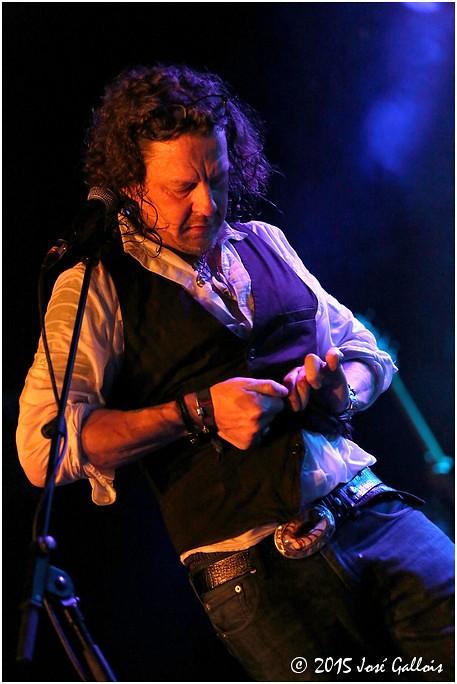 Ian Siegal & the Rhythm Chiefs