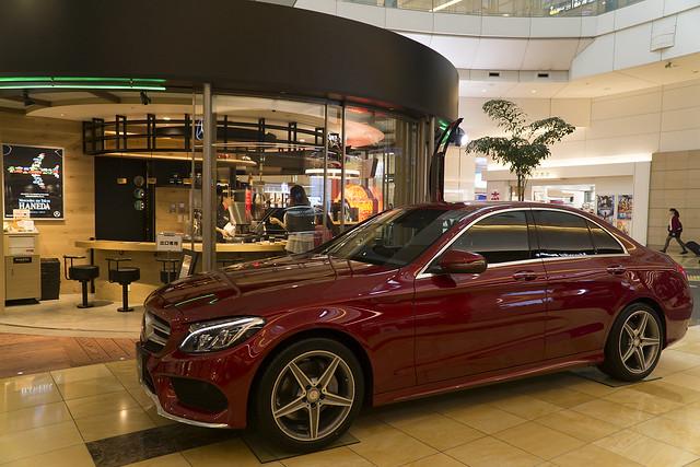 Mercedes me Tokyo HANEDA