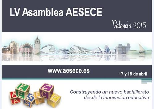 AESECE 2015 - Acto Inaugural