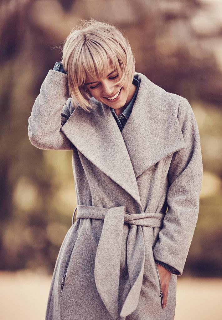 Лили Аллен — Фотосессия для «Vero Moda» Осень 2015 – 19