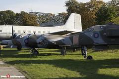 XX730 EC - S-27 - Royal Air Force - SEPECAT Jaguar GR1 - Polish Aviation Musuem - Krakow, Poland - 151010 - Steven Gray - IMG_0653