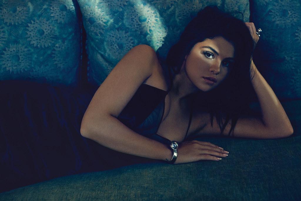 Селена Гомес — Фотосессия для «Billboard» 2015 – 7