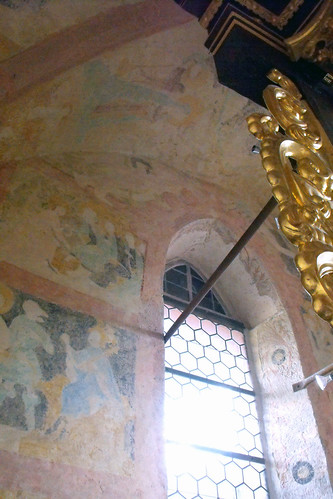 St. Michael, Heustreu