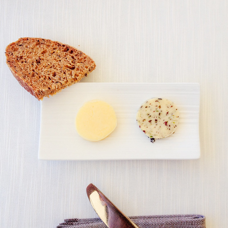 Balade gastronomique dans l'Yonne - Beurre de St malo 1/2 sel aux algues marines